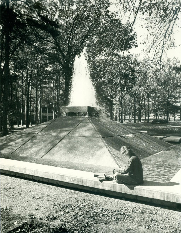 1968-69 Cooper Fountain