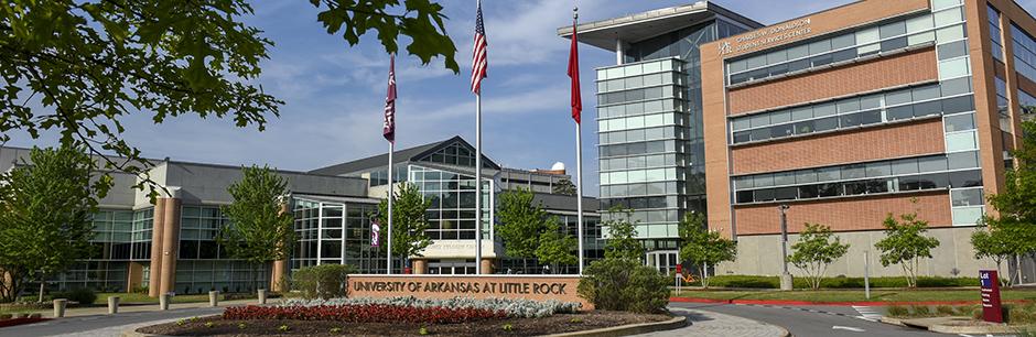 UA Little Rock admissions