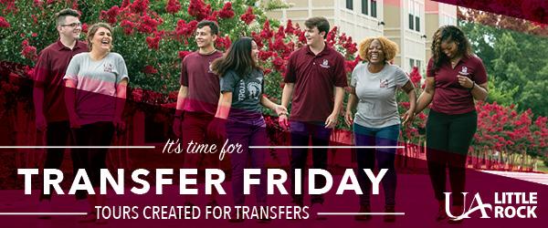 Transfer Friday Banner