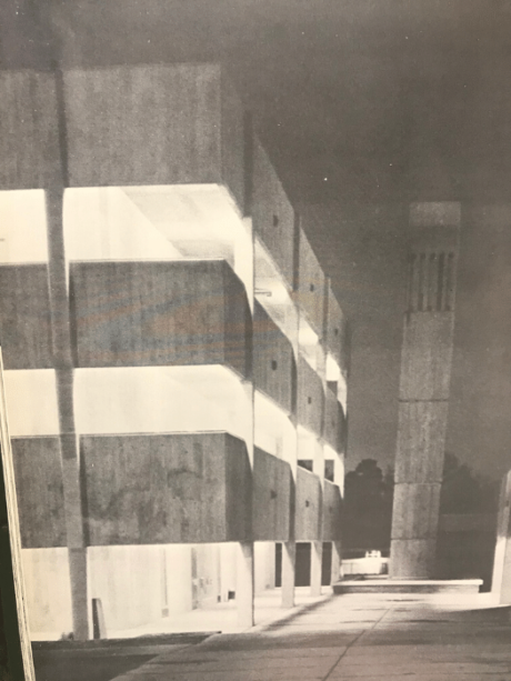 Vintage Stabler Hall Photo