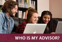 Who is My Advisor