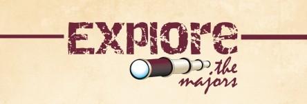 explore the majors