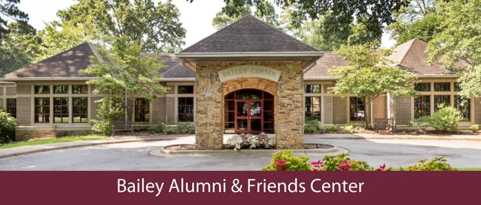 Bailey Alumni and Friends Center