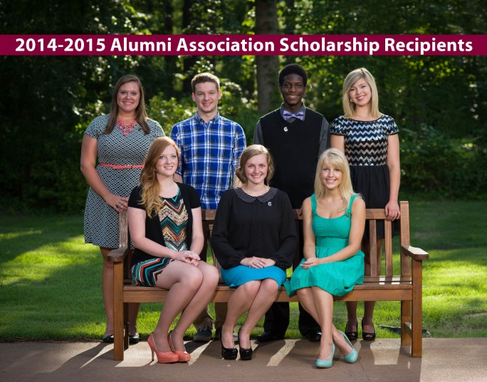 Alumni scholarship recipients banner 7-1-14 (1)