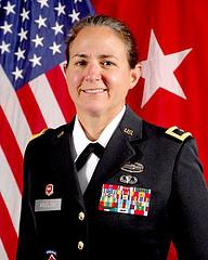Brig. Gen. Patricia Anslow