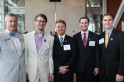 College of Business Govenor's Cup Winners:Ryan Guinee, Brandon Burroughs, Robert Grasby, James Rutherford