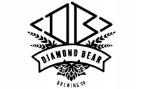 Diamond Bear Logo black vectored