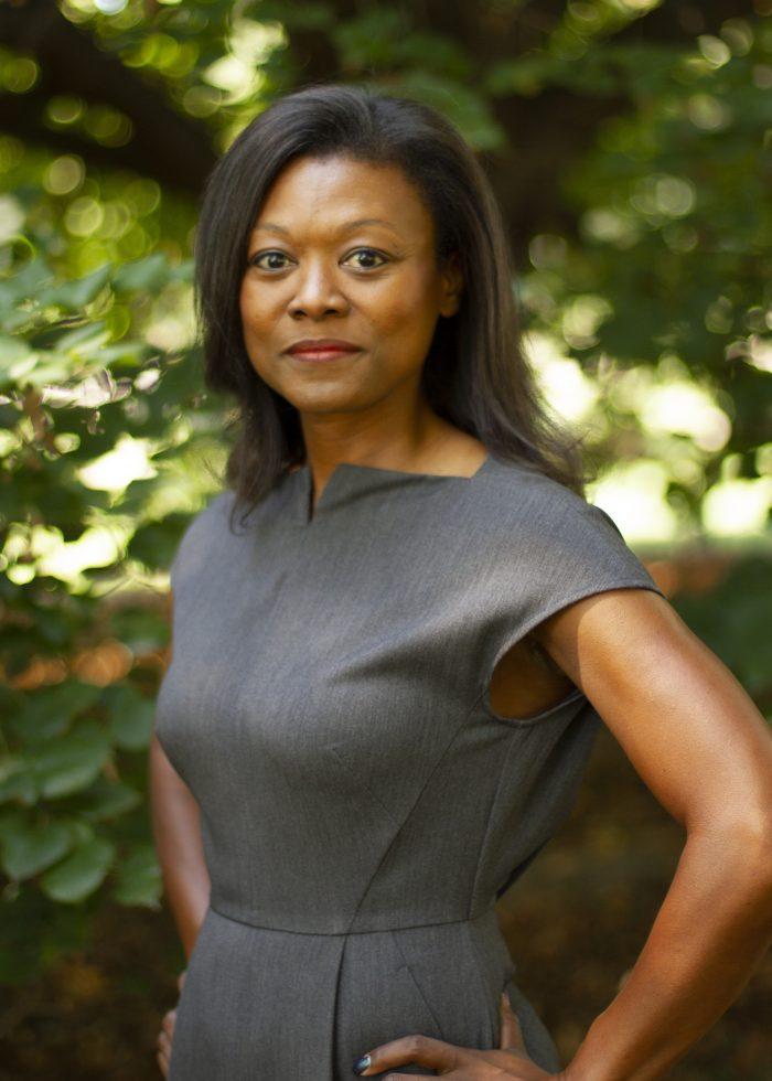 Koritha Mitchell, Standing Outdoors
