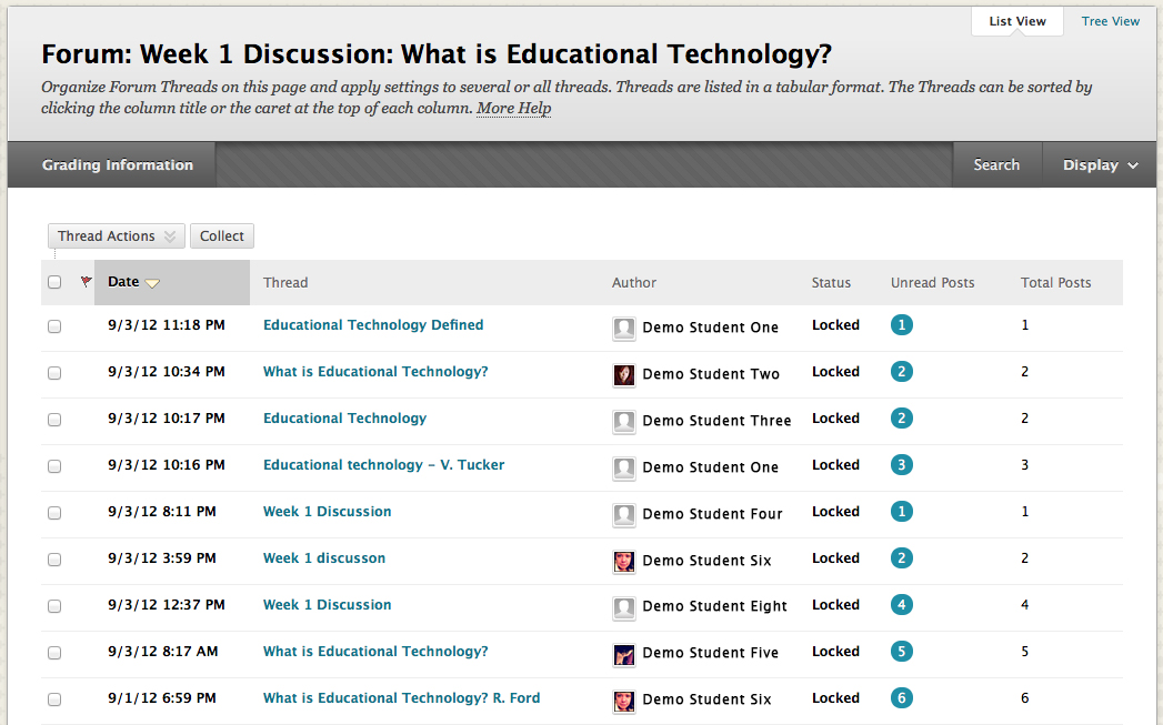how to add student marks in blackboard