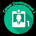 Career Development 1 Badge - Green