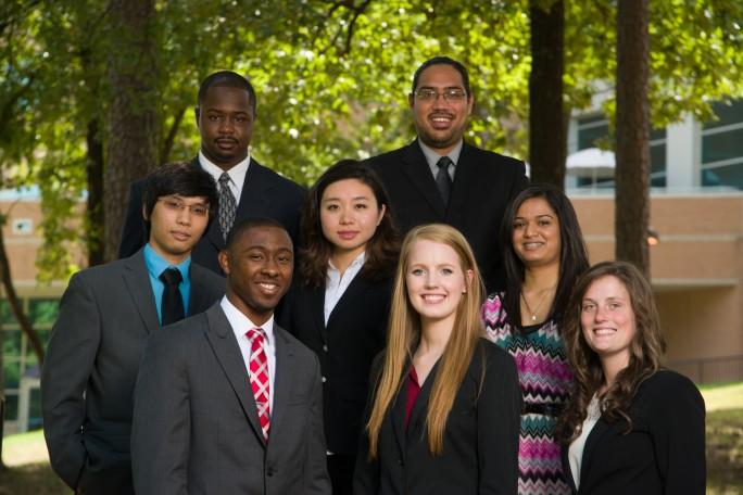 College of Business Ambassadors 2014 - 2015