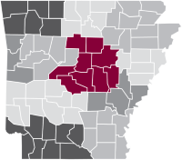 Serving Every County in Arkansas