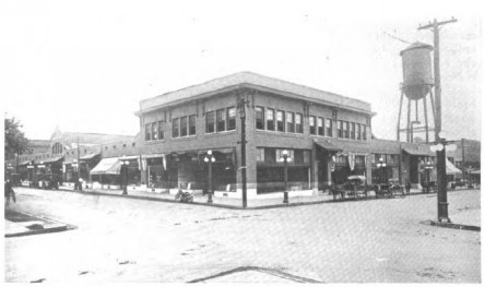 City Market and Arcade building, ca. 1915