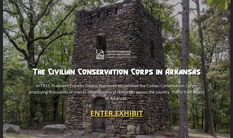 Civilian Conservation Corps in Arkansas