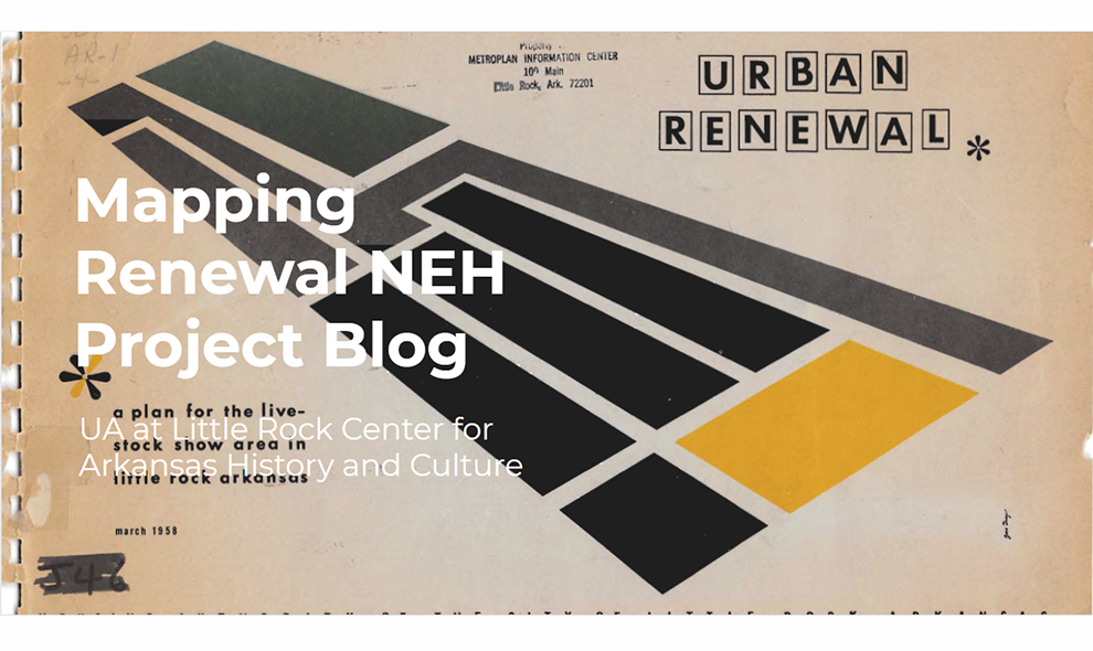 Mapping Renewal NEH Project Blog