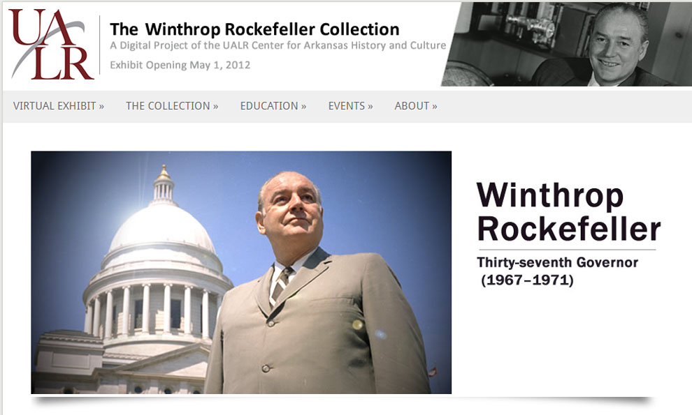 Winthrop Rockefeller Collection