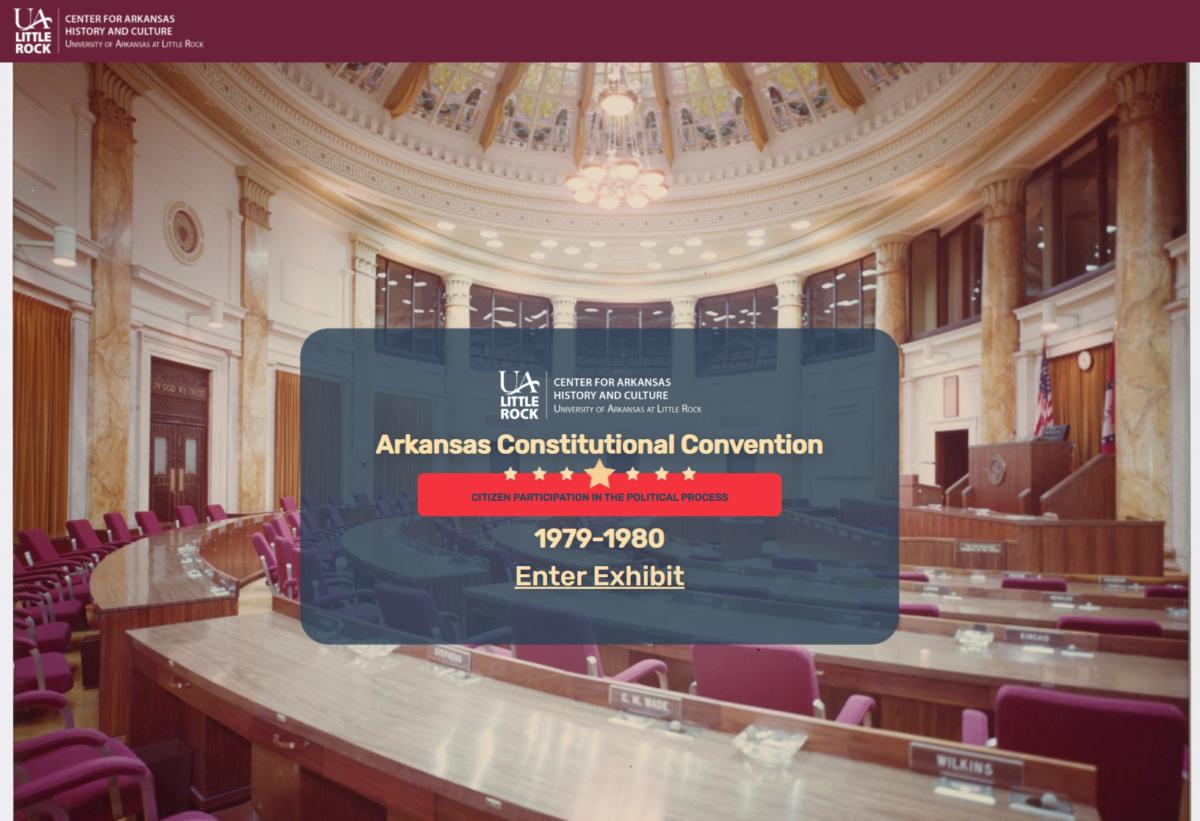 Arkansas Constitutional Convention, 1979-1980