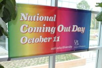 banner for National Coming Out Day