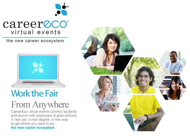 Careereco Banner Career Services