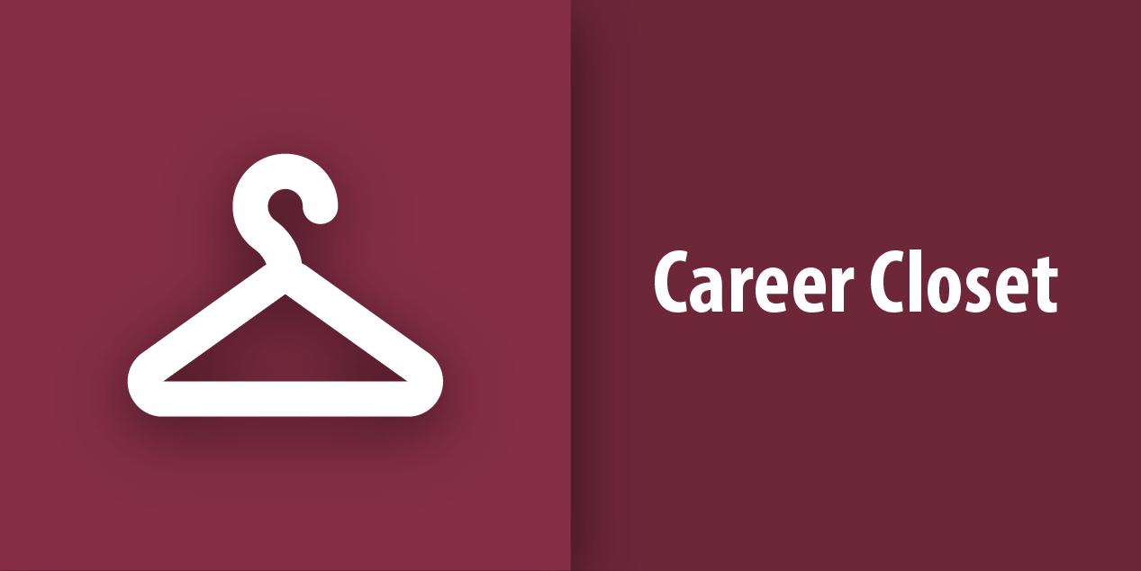 Career Closet Button