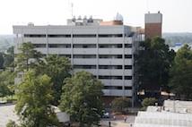 Speech Communications building