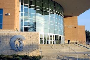Jack Stephens Center for athletics