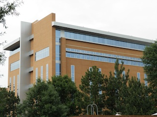 EIT building on campus