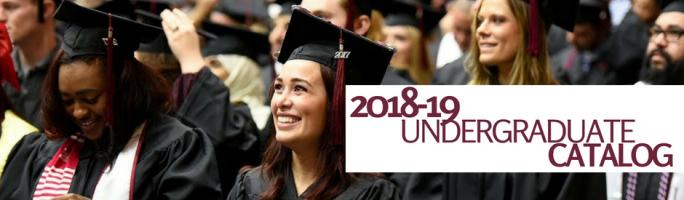 2018-19 Undergraduate Catalog