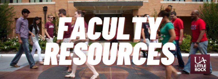Catalog Faculty Resources