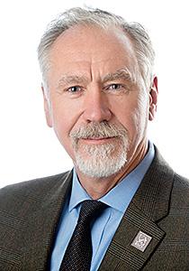 Dr. Andrew Rogerson, UA Little Rock Chancellor