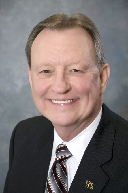 Chancellor Joel E. Anderson