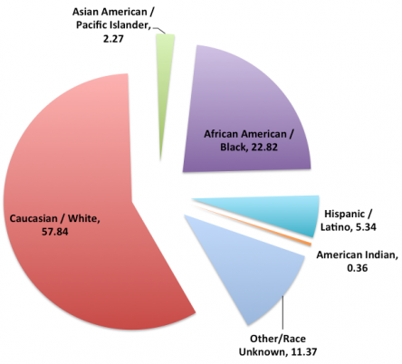 Table 4: UALR Student Frequency Distribution