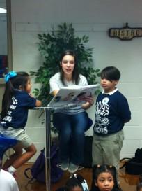 2 ar kids read caitlin morrison