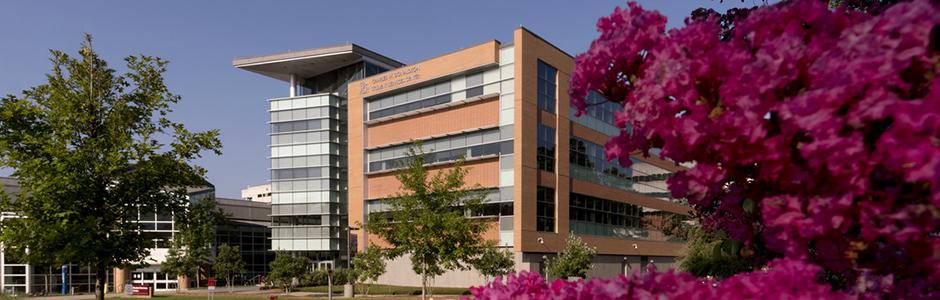 UA Little Rock Campus Building