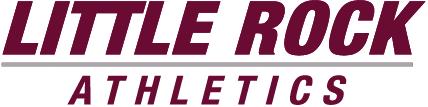 The athletics wordmark.