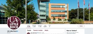 UA Little Rock Twitter