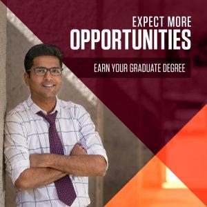 Expect More graduate school