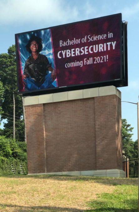 Billboard, BS Cybersecurity