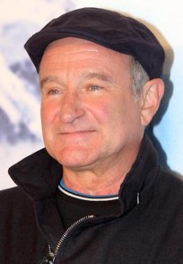 Actor Robin Williams photo from 2011