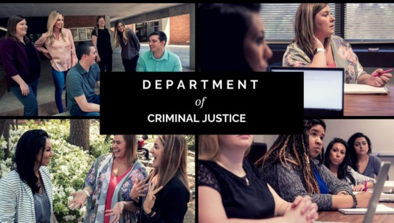 Department of Criminal Justice | University of Arkansas at