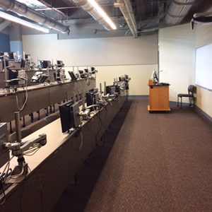 Typical Classroom Configuration