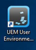 User Environment Refresh Icon