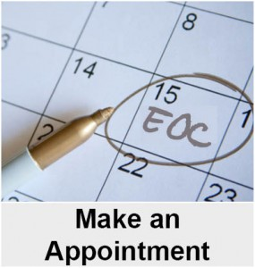 Make an Appointment with TRIO EOC to get started