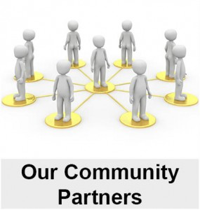 Our Community Partners in the Arkansas Delta region. List of organizations, schools, and businesses that we work with