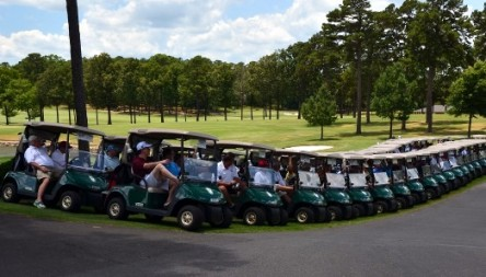 COB Tourney Golf Carts