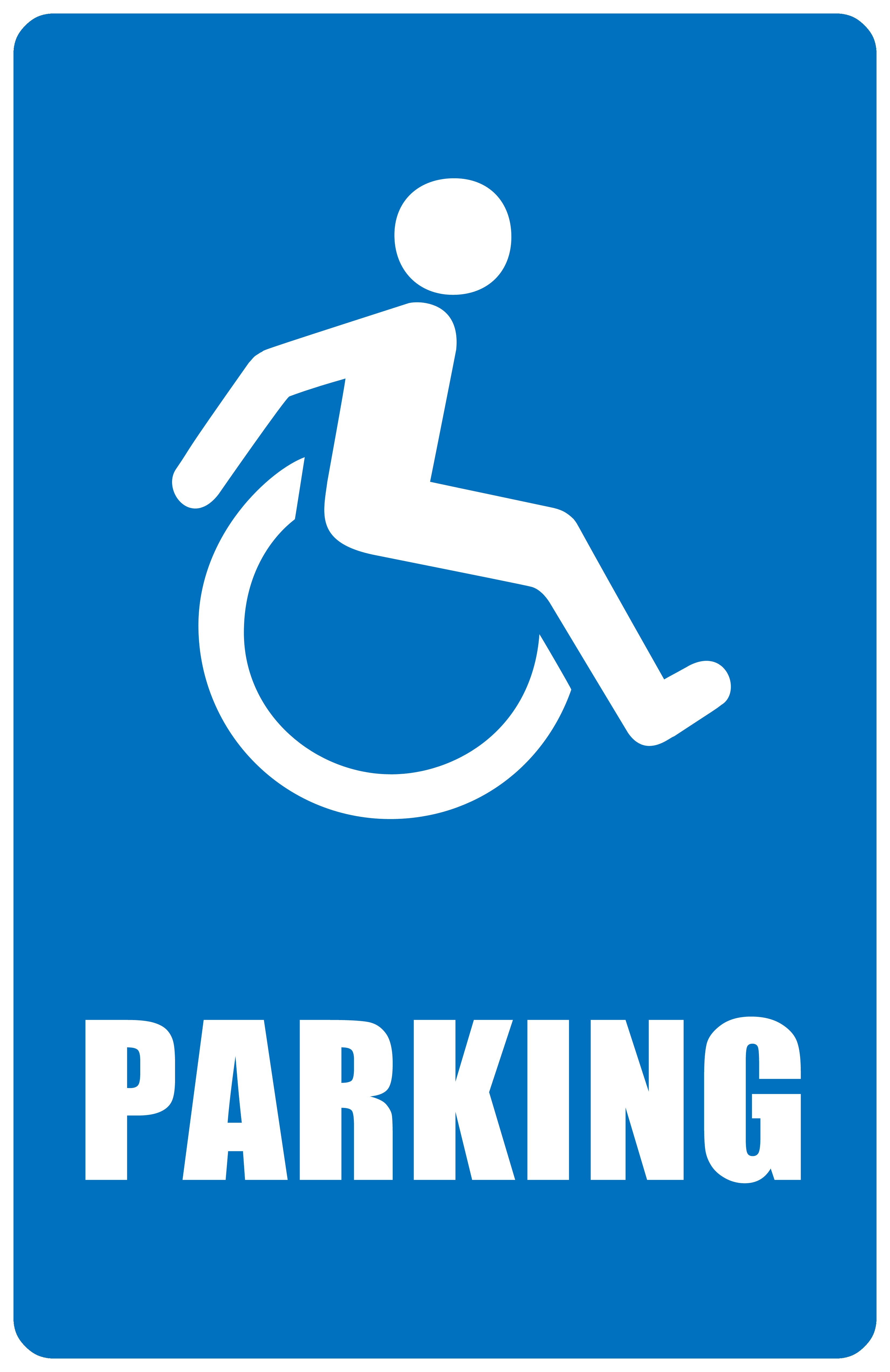 Accessible Parking Info