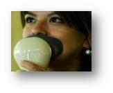 voice writing into a steno mask