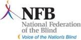 National Federatio of the Blind logo