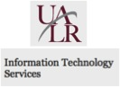 UALR Information Technology Services logo