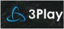 3Play logo